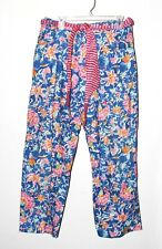 EUC OILILY Womens 44 Belted Cotton Pants