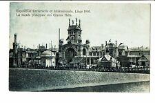 CPA - Carte postale-Belgique-Liège-Exposition de 1905-Façade des Halls VM3753