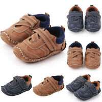 Baby Boys Shoes Comfortable Solid Fashion Toddler First Walker Kids Shoes