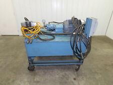 80 Gallon 20 Hp Hydraulic Power Unit Vickers Pvb10 Piston Pump 230460v