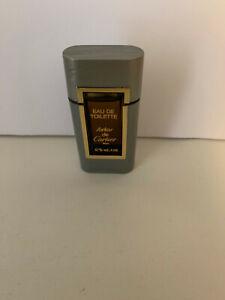 Cartier Santos de Cartier EdT 4 ml Vintage voll top