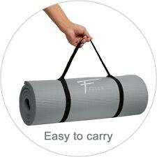 Tapis de sol NBR pour sport, yoga,fitness,gym,musculation 183x60x1,5cm