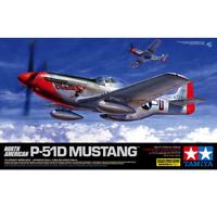 Tamiya 60322 Northern American P-51D Mustang 1/32
