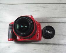 Pentax K K-X 12.4MP Digital SLR Camera Pink PINK with 18-55mm lens