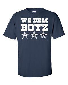 Dallas Cowboys T-Shirt We Dem Boyz Shirt 2XL