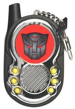 Transformers OPTIMUS PRIME Communicator Talking Keychain Keyring NWT  FREE SHIP