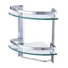 glass shower shelf for sale ebay rh ebay com au