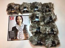 10 Stk x 50 gramm von Lanas Stop SEAL Farbe: 170 Bräunlich Luxuswolle Garn Wolle