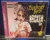 Blahzay Roze - Broken CD insane clown posse  psychopathic records twiztid icp