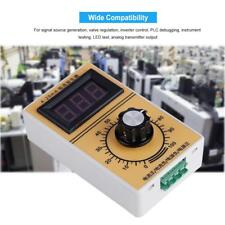 4~20mA Signal generator Constant Current Analog Simulator Adjustable No Delay