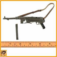 Afrika Female Officer - MP40 Machine Gun - 1/6 Scale - Alert Line Action Figures
