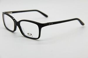 NEW OAKLEY OX1130-0152 BLACK INTENTION AUTHENTIC RX EYEGLASSES  52-16