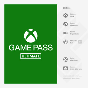 Xbox Game Pass Ultimate (14 Day Subscription) - Digital Code [GLOBAL]