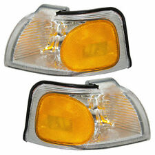 FITS FOR FD THUNDERBIRD / COUGAR 1996 1997 CORNER PARK LAMP RIGHT & LEFT PAIR