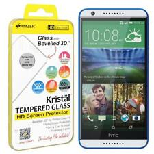 AMZER Kristal Tempered Glass HD Screen Protector for HTC Desire 820