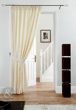 Just Contempo Modern Pencil Pleat Curtains & Pelmets
