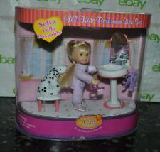 New Only Hearts Club Li'L Kids Bathroom Set Sink Set Doll Melody Puppy Dotcom
