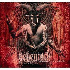 BEHEMOTH-Zos Kia Cultus (UK IMPORT) VINYL LP NEW