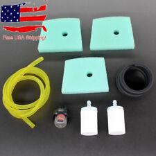Air Filter Fuel Line Primer Bulb For Husqvarna 123C 123LD 123L 223L 223R 322L