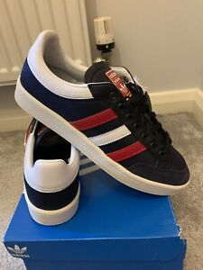 Adidas OG Americana UK9 E 43 navy CW basketball low top retro designed in feance