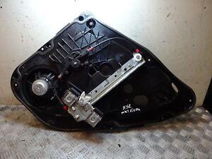 FORD FIESTA MK7 1.6TDCI 2009 NSR PASSENGER REAR WINDOW REGULATOR 8A61A045H23A