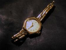 Lovely Vintage 9ct Gold Record Watch & 9ct Gold Strap, Lon1956
