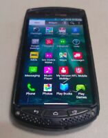 Kyocera Brigadier (E6782) 16GB Verizon Black - Fully Functional - READ BELOW