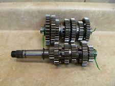 Honda VT500-FT ASCOT VT 500 FT Used Engine Transmission 1984 #SM58