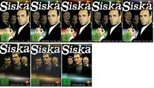 Siska - Folge 1-91 - Staffel 1-8 - Komplette Serie - NEU OVP DVD Set