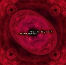 SCREAM SILENCE Heartburnt LIMITED LP VINYL 2015