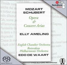 Mozart, Schubert: Opera & Concert Arias [Hybrid SACD], New Music