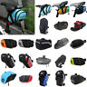 Bicycle Bike Waterproof Storage Outdoor Saddle Bag Seat Cycling Tail Rear Pouch