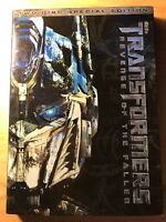 Transformers: Revenge Of The Fallen - Two-Disc Special Edition DVD Optimus Prime