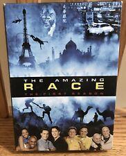 Amazing Race Season 1 Dvd