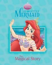 """VERY GOOD"" The Little Mermaid: Ariel and the Aquamarine Jewel (Disney Magical S"