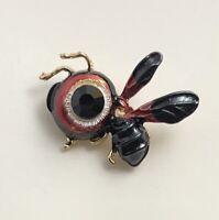 Adorable Bee  Brooch pin