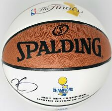 PSA/DNA GSWarriors #35 KEVIN DURANT Signed Autographed NBA FINALS MVP Basketball