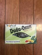 2 in a Pack DUDU OSUN African BLACK SOAP Pure Natural Ingredients, great smell