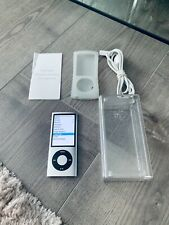 Apple iPod nano 5th Generation Silver (8GB) MINT  Unmarked Condition Boxed.