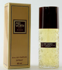 (Base Price 133,17 €/100ml) Vintage worth Miss Worth 60ml Eau de Parfum Spray