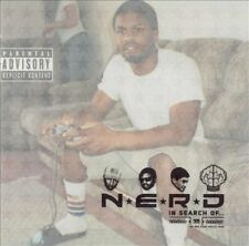 In Search Of... [PA] by N.E.R.D. (CD, Mar-2002, Virgin)