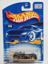 HOT WHEELS 2001 CADILLAC LMP COLLECTOR # 208 BLACK