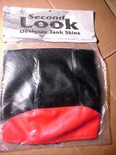 1999 SUZUKI GSXR 750 TANK BRA Black & Red SECOND LOOK SPORTBIKE COVERS NEW USA