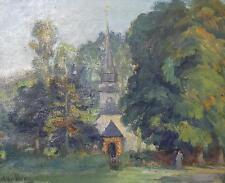 Georges Le Meilleur église de La Fontelaye normand rouen 1930