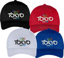 Olympic Games Tokyo 2020 2021 Hat Cap - Adjustable