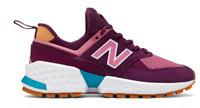 New Balance Women's WS574JSE Training Shoes, Dark Violet