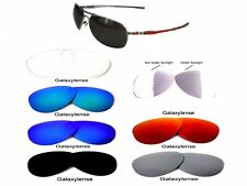 Galaxy Replacement Lens For Oakley Plaintiff Sunglasses 7 Pairs Special Offer!