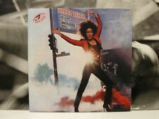 GRACE SLICK - WELCOME TO THE WRECKING BALL LP PROMO GATEFOLD SLEEVE USA 1981 RCA