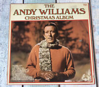 Andy Williams - Christmas Album - 1963 vinyl LP SHM 888 LP