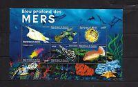 O) 2001 GUINEA, FISH-DIDON-SYNCHIROPUS-LACTORIA-CANTHIGASTER-MURENE LEOPARD-GRAM